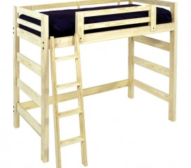 Twin Loft Bed - Freedom Style