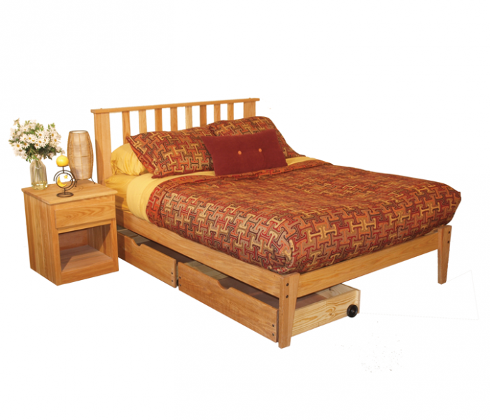 Solid Oak Bedroom Set