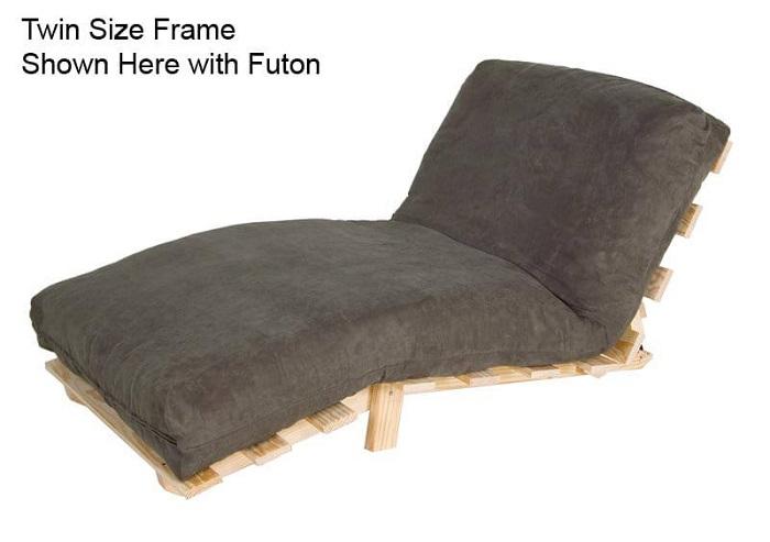 Ultralight Futon Frame