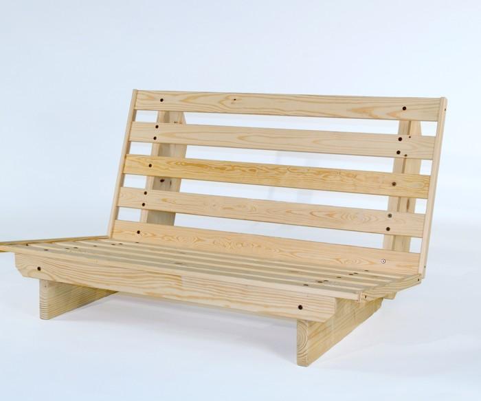 super ez sofa futon frame - Wooden Futon Frame