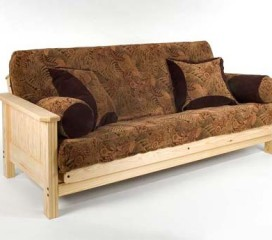 Full Size - Futon Sofa Bed Frame - KD frame body