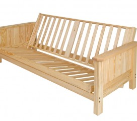 Super Deck Futon Frame - Full and Queen Size Avail, Various Armrest Starting At...