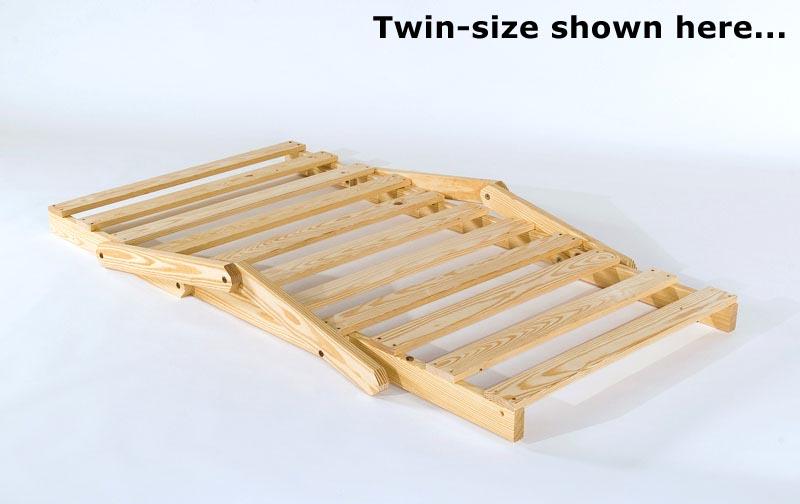 Trifecta Futon Frame Full Size Only