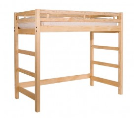 Twin Loft Bed - Liberty Style