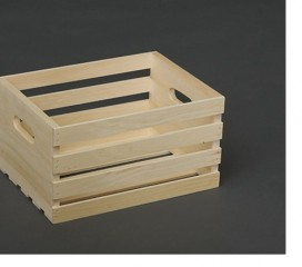 Valley Series Pine Crate