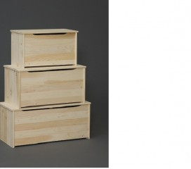 Valley Series Pine Storage Box (30
