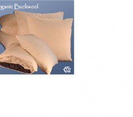 White Lotus Buckwool Pillows