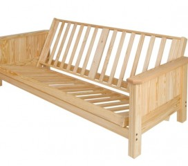 Full Size - Super Deck - Futon Sofa Bed Frame