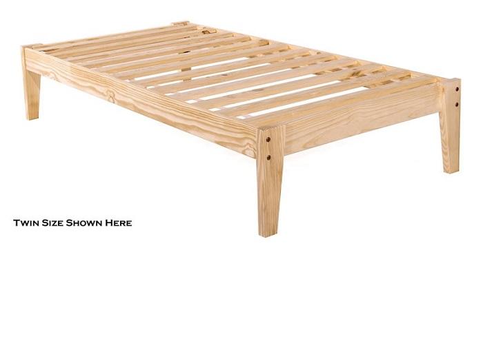 plateau platform bed - Basic Bed Frame