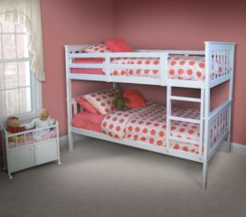 Twin Over Twin Versa Bunk Bed