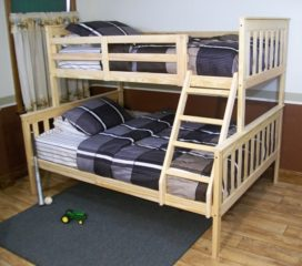 Twin Over Full Versa Bunk Bed