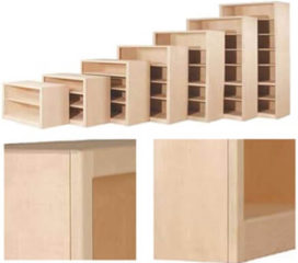 *Contemporary Bookshelves
