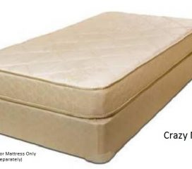 CRAZY MIKE MATTRESS