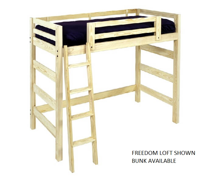 extra long beds xl bunk beds xl loft beds xl twin beds. Black Bedroom Furniture Sets. Home Design Ideas