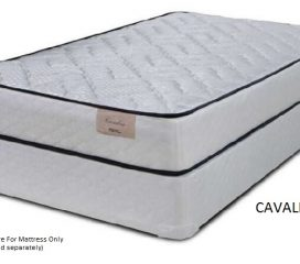 CAVALIER INNERSPRING MATTRESS   CHOOSE PLUSH OR FIRM