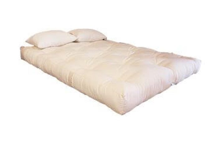 All Organic Cotton Futon With No Fire Ant