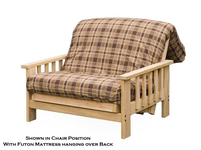 Exceptionnel Lounger Futon Frame U2013 Twin, Full And Queen Size Starting At
