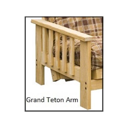 Grand Teton Arm