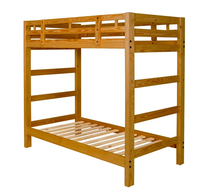 Twin Bunk Bed Manhattan Style Tall