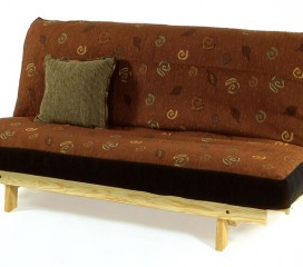 SALE!! FUTON SET - Full Slick Willy Frame with 8 Inch Mattress