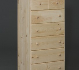 Valley Series 6 Drawer Chest