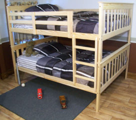 Full Over Full Versa Bunk Bed